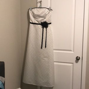 Vintage Jessica McClintock Formal Dress